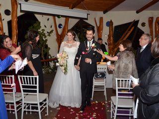 El matrimonio de Jennifer y Enzo
