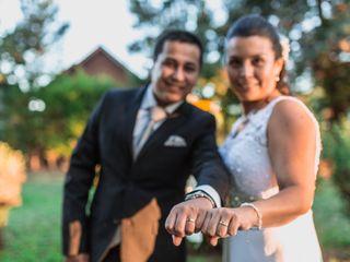 El matrimonio de Natalia y Fabrizio 2
