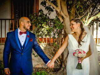El matrimonio de Nico y Pablo