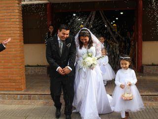 El matrimonio de Denisse  y Sebastián 1