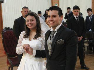 El matrimonio de Denisse  y Sebastián 3