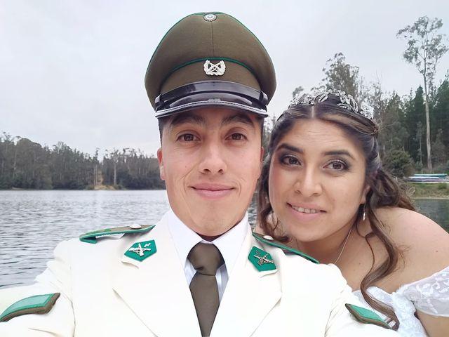 El matrimonio de Lidia y Carlos
