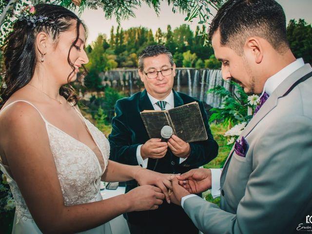 El matrimonio de Jessica y Jocsan