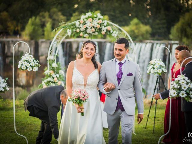 El matrimonio de Jocsan y Jessica en Los Ángeles, Bío-Bío 8