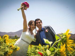 El matrimonio de Yesenia y Yaco