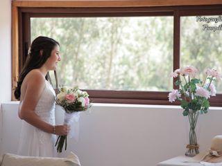 El matrimonio de Nathalie  y Luis 1