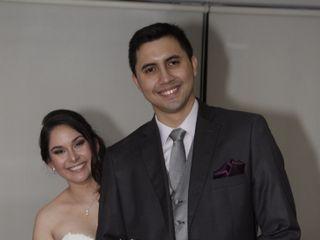 El matrimonio de Camila y Tomás 1
