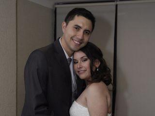 El matrimonio de Camila y Tomás