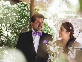 El matrimonio de Carolina y Iván 2