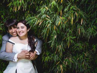 El matrimonio de Carolina y Iván
