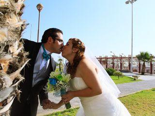 El matrimonio de Katy y Rafael 3