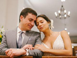 El matrimonio de Flo y Renato