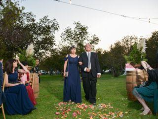 El matrimonio de Mario y Magdalena 2