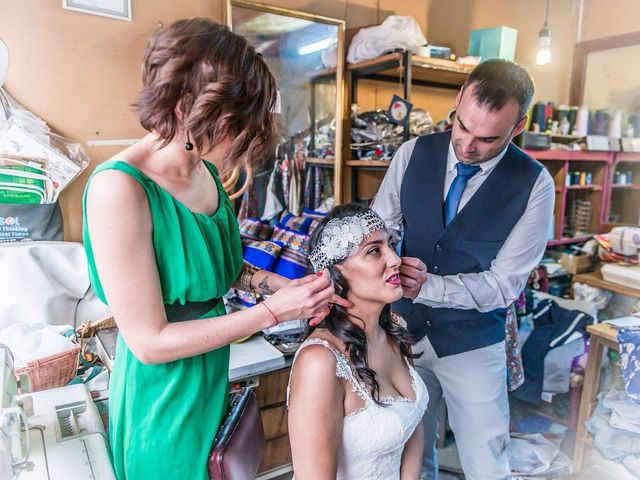 El matrimonio de Michel y Sara en Curicó, Curicó 8