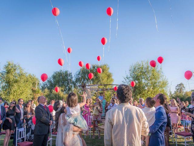 El matrimonio de Michel y Sara en Curicó, Curicó 12