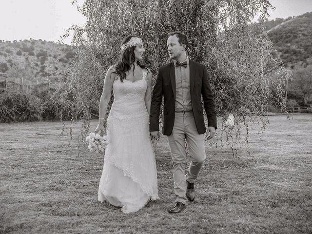 El matrimonio de Michel y Sara en Curicó, Curicó 14