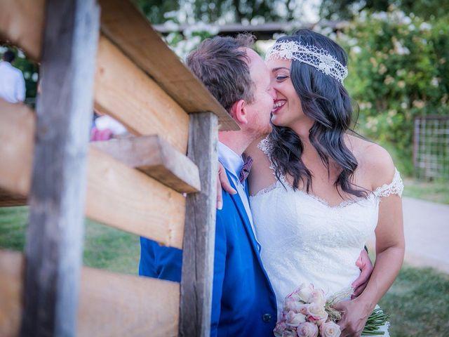 El matrimonio de Michel y Sara en Curicó, Curicó 15