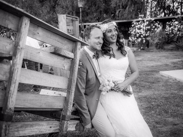 El matrimonio de Michel y Sara en Curicó, Curicó 1