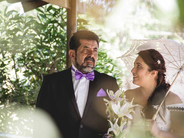 El matrimonio de Iván y Carolina en Villa Alemana, Valparaíso 2
