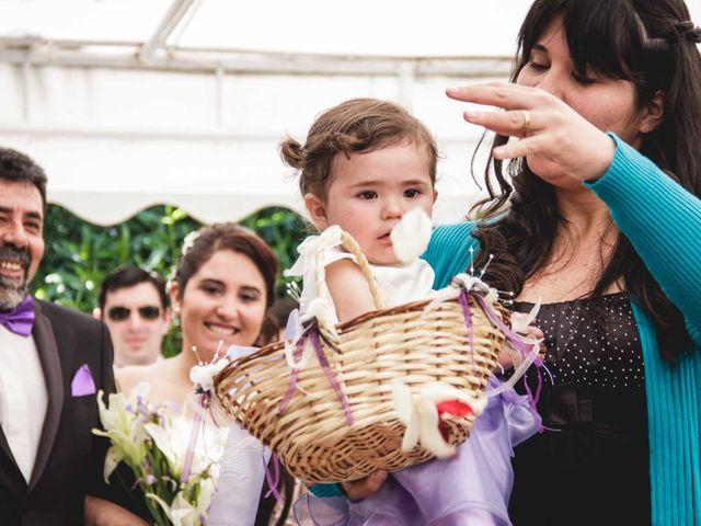 El matrimonio de Iván y Carolina en Villa Alemana, Valparaíso 4