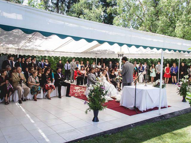 El matrimonio de Iván y Carolina en Villa Alemana, Valparaíso 8