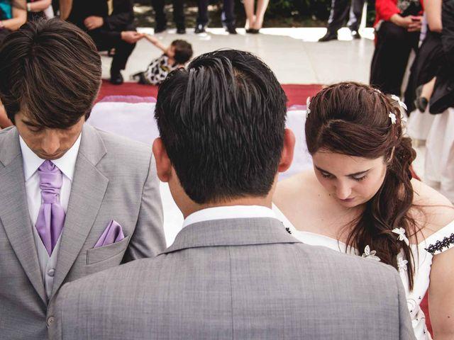 El matrimonio de Iván y Carolina en Villa Alemana, Valparaíso 10