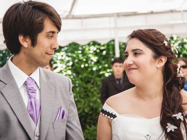 El matrimonio de Iván y Carolina en Villa Alemana, Valparaíso 12