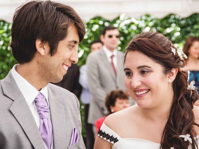 El matrimonio de Iván y Carolina en Villa Alemana, Valparaíso 13