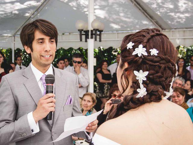El matrimonio de Iván y Carolina en Villa Alemana, Valparaíso 14