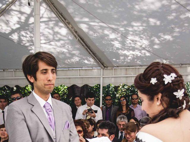 El matrimonio de Iván y Carolina en Villa Alemana, Valparaíso 15