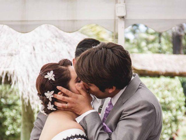 El matrimonio de Iván y Carolina en Villa Alemana, Valparaíso 16