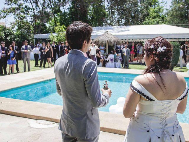 El matrimonio de Iván y Carolina en Villa Alemana, Valparaíso 17