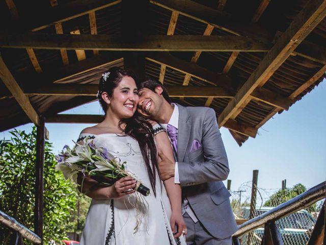 El matrimonio de Iván y Carolina en Villa Alemana, Valparaíso 20