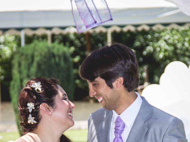 El matrimonio de Iván y Carolina en Villa Alemana, Valparaíso 21