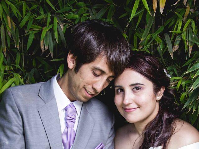 El matrimonio de Iván y Carolina en Villa Alemana, Valparaíso 24