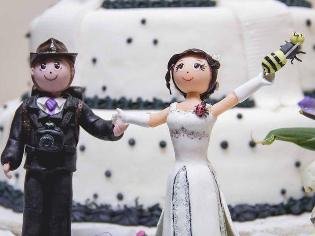 El matrimonio de Iván y Carolina en Villa Alemana, Valparaíso 26