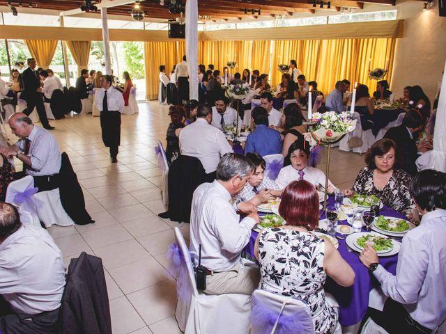 El matrimonio de Iván y Carolina en Villa Alemana, Valparaíso 27