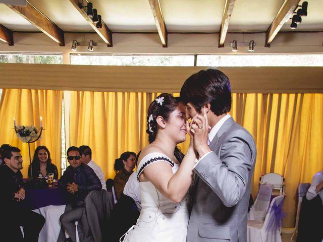 El matrimonio de Iván y Carolina en Villa Alemana, Valparaíso 28