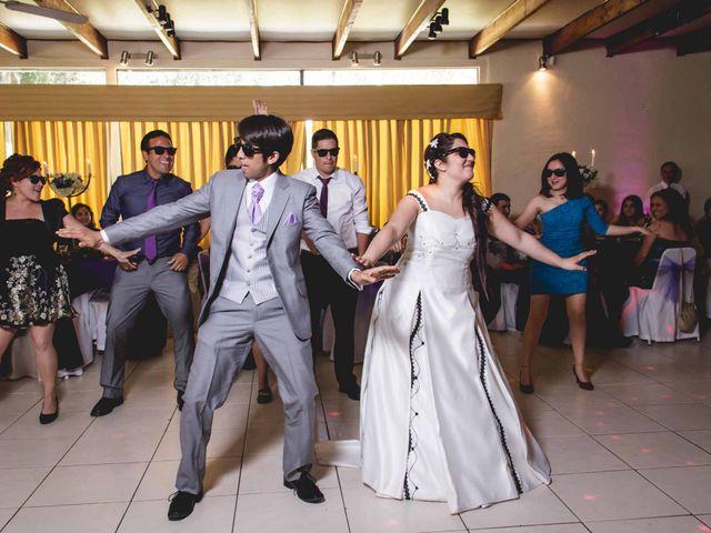 El matrimonio de Iván y Carolina en Villa Alemana, Valparaíso 30