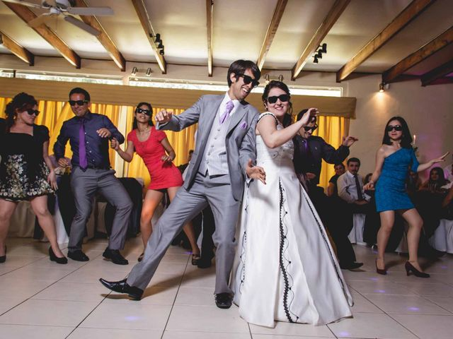 El matrimonio de Iván y Carolina en Villa Alemana, Valparaíso 31