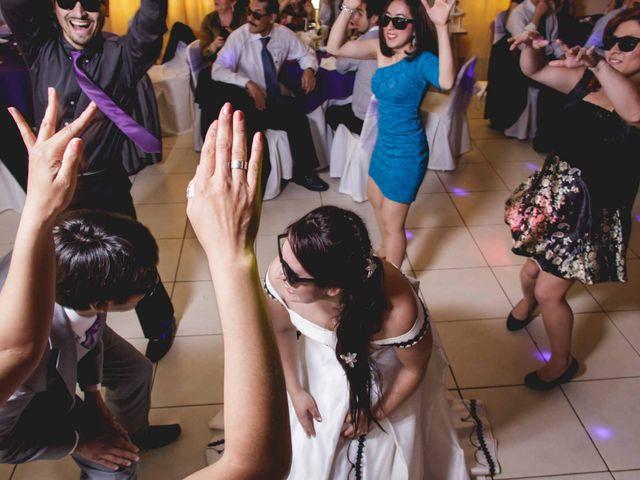 El matrimonio de Iván y Carolina en Villa Alemana, Valparaíso 33