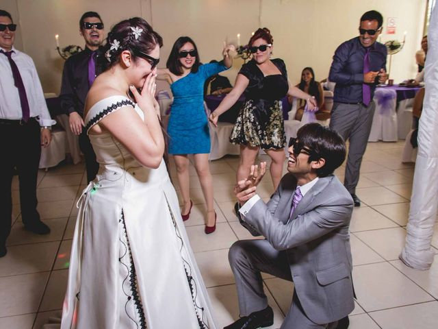 El matrimonio de Iván y Carolina en Villa Alemana, Valparaíso 34
