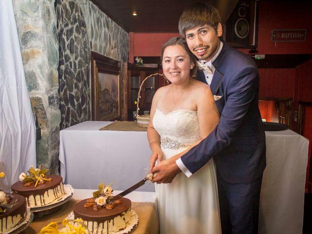El matrimonio de Claudio y  Constanza en Coronel, Concepción 1