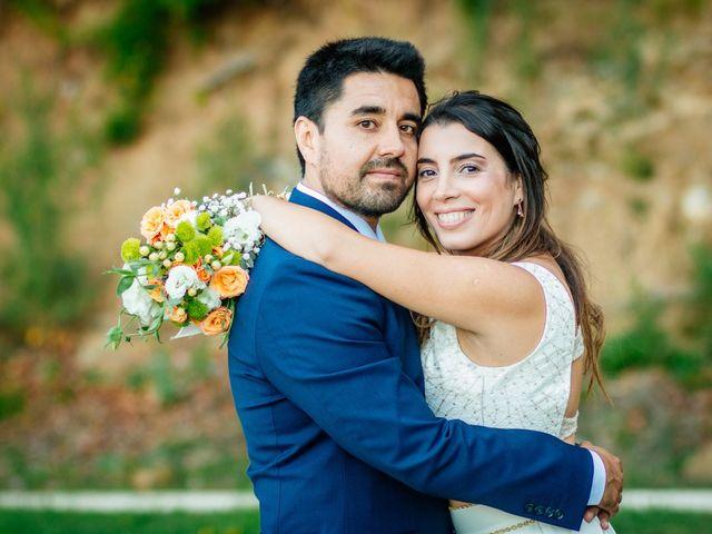 El matrimonio de Silvana y Milton