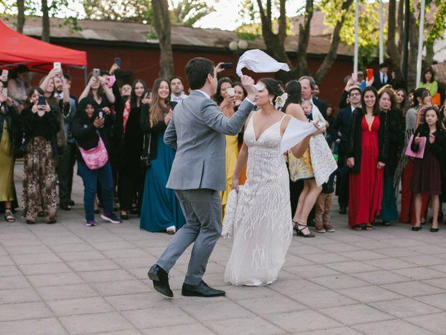 El matrimonio de Renato y Flo en Talagante, Talagante 13