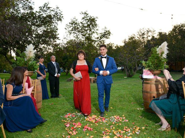 El matrimonio de Magdalena y Mario en Santiago, Santiago 3