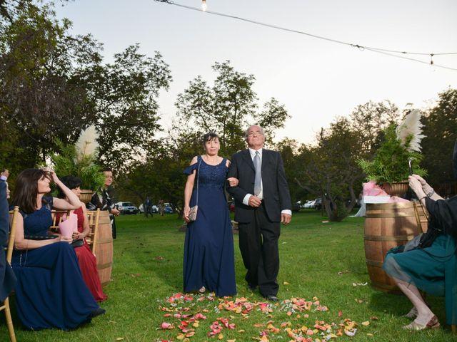 El matrimonio de Magdalena y Mario en Santiago, Santiago 4