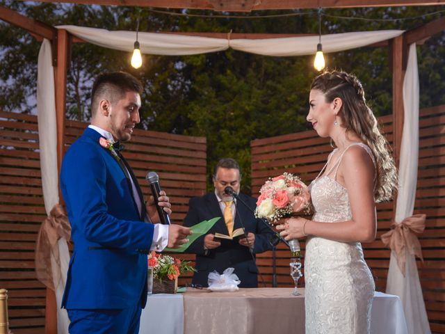 El matrimonio de Magdalena y Mario en Santiago, Santiago 16