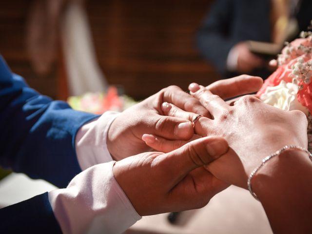 El matrimonio de Magdalena y Mario en Santiago, Santiago 22