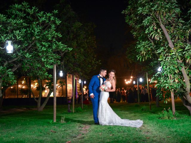 El matrimonio de Magdalena y Mario en Santiago, Santiago 35